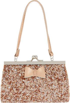 Monsoon Gold Dust Glitter Mini Bag