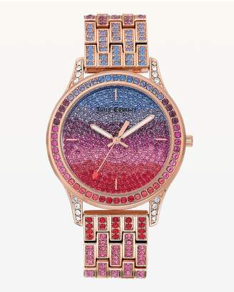 Juicy Couture Ombré Crystal Watch