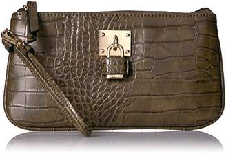 Nine West Table Treasures Wristlet Quilted