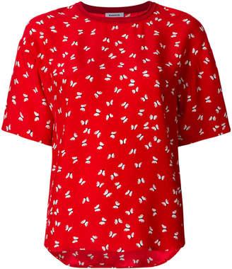 P.A.R.O.S.H. butterfly print T-shirt