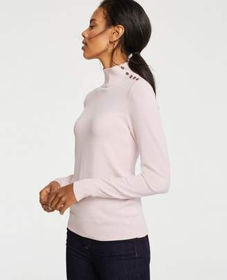 Ann Taylor Petite Turtleneck Sweater