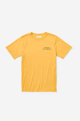 Saturdays NYC Miller Standard Chest T-Shirt