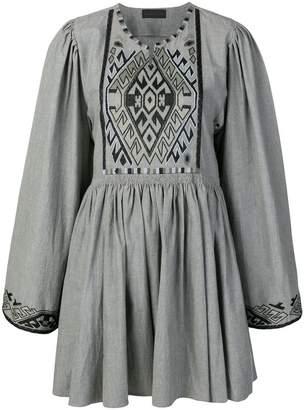 Diesel Black Gold wide sleeves tunic dress