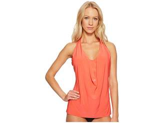 Magicsuit Solid Sophie Underwire Tankini Top Women's Swimwear