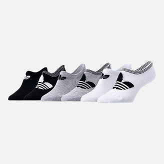 adidas Women's 6-Pack Footie Socks