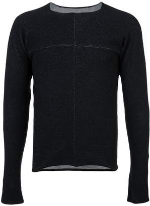 Ma+ seam detail sweater