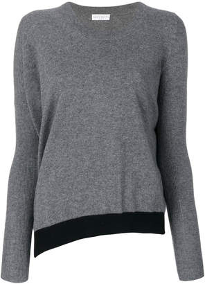 Sonia Rykiel asymmetrical sweater