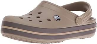 Crocs (クロックス) - [クロックス] サンダル クロックバンドTM クロッグ (2017年モデル) 11016 Khaki/Espresso M4W6(22 cm)