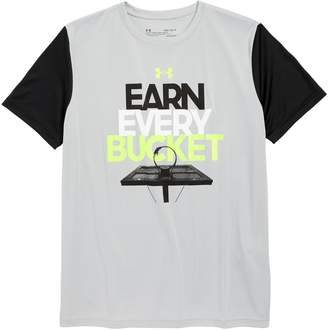 Under Armour Earn Every Bucket Graphic T-Shirt