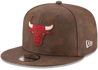 New Era Chicago Bulls Butter So Soft 9FIFTY Snapback Cap
