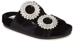 Jeffrey Campbell Izaro Embellished Slide Sandal