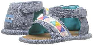 Toms Kids Shiloh Girl's Shoes