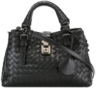 Bottega Veneta interlaced double handles tote