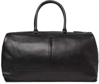 Dries Van Noten Leather Weekend Bag