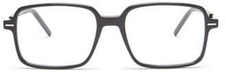 Christian Dior Sunglasses - Technicity Square Acetate Glasses - Mens - Black
