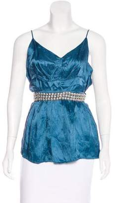See by Chloe Belted Tank Top w/ Tags