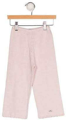 Lili Gaufrette Girls' Silk-Blend Pants