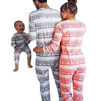COTTONI-Pajamas Pajamas Toddler Girls,Sleepwear Womens,Sleepwear Tshirts for Women,Sleepwear for Boys Size 14-16