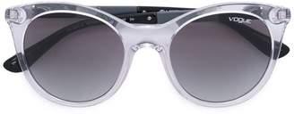 Vogue Eyewear round frame sunglasses