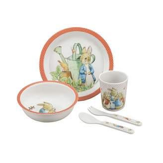 Petit Jour Paris - Coral Set of 5 Pieces Peter Rabbit - with its Gift Box!
