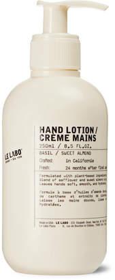 Le Labo Hand Lotion, 250ml
