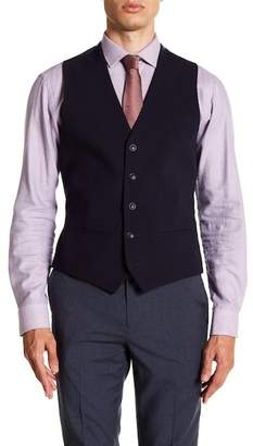 Topman Tempo Suit Waistcoat