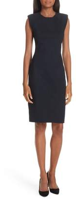 Theory Power Sheath Dress