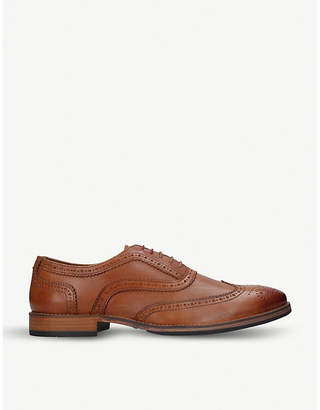 Kurt Geiger London Raymond leather brogues