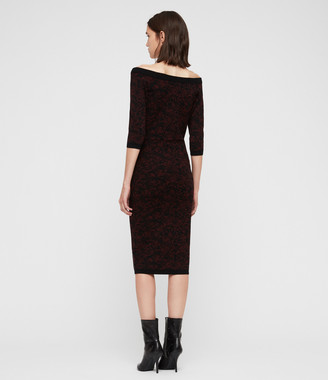 AllSaints Ana Rose Dress