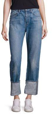 Helmut LangHelmut Lang Oversized Boyfriend Jeans
