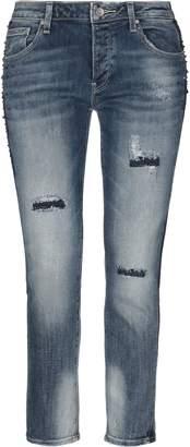 Fracomina Denim pants - Item 42734622LM