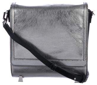 Alexander Wang Metallic Leather Shoulder Bag