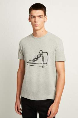 French Connenction Sneaker Graphic T-Shirt