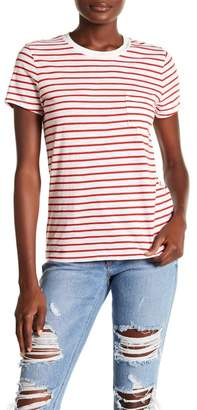 Madewell Short Sleeve Stripe Tee
