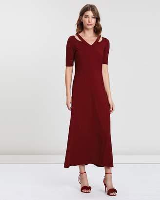 Zoey Jersey Maxi Dress