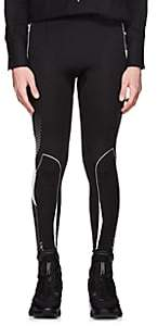 Givenchy Men's Motocross Leggings-Black