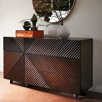 west elm Rosanna Ceravolo 6-Drawer Dresser - Espresso