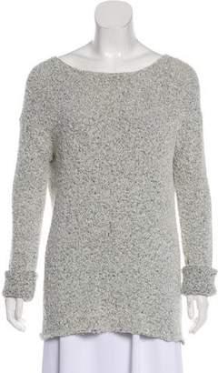 Nili Lotan Knit Long Sleeve Sweater