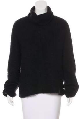 Chanel Cashmere Turtleneck Sweater