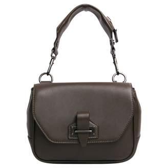 Tom Ford Green Leather Handbag