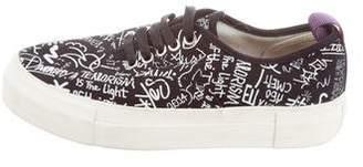 Eytys Mother Printed Sneakers