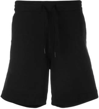 Tomas Maier cotton twill shorts