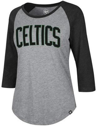 '47 Women Boston Celtics Club Raglan T-Shirt