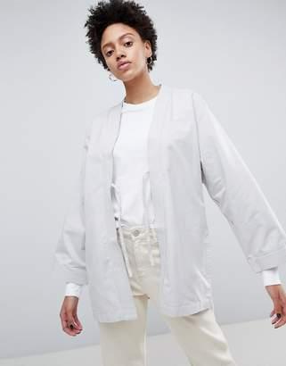 WÅVEN Imma Unisex Belted Kimono Jacket