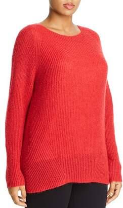 Marina Rinaldi Alzato Raglan-Sleeve Sweater