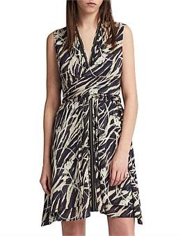 AllSaints Jayda Kazuno Dress