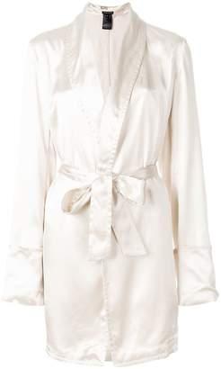Ann Demeulemeester oversized robe jacket