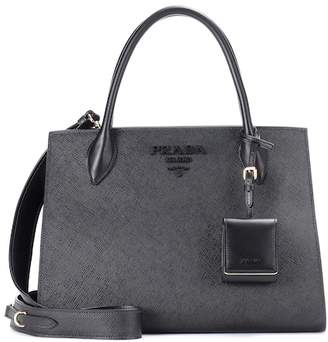 Prada Saffiano Leather Handbag - ShopStyle eb443eaee274e