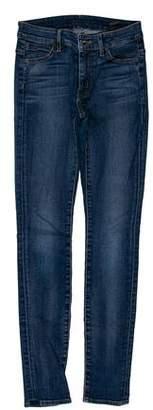 Koral Mid-Rise Jeans