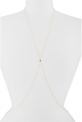 Rachel Rachel Roy Gold-Tone Stone Body Chain $38 thestylecure.com